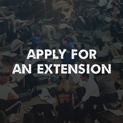 Apply For An Extension
