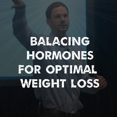 Balacing Hormones for Optimal Weight Loss