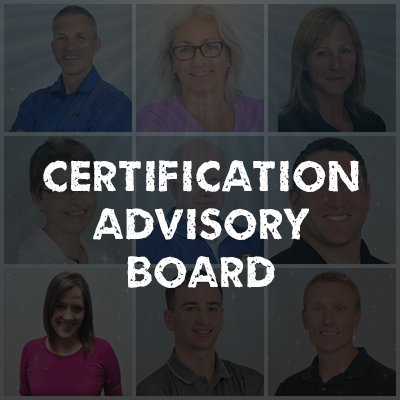 Certification Advisory Board