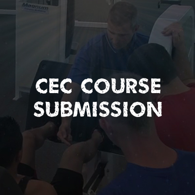 CEC Course Submission