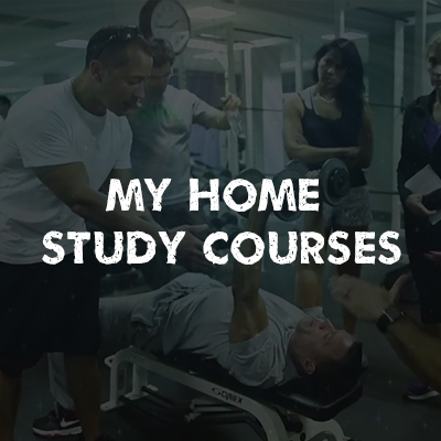 My Home Study Courses