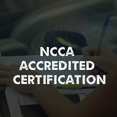 NCCA Accredited Certification